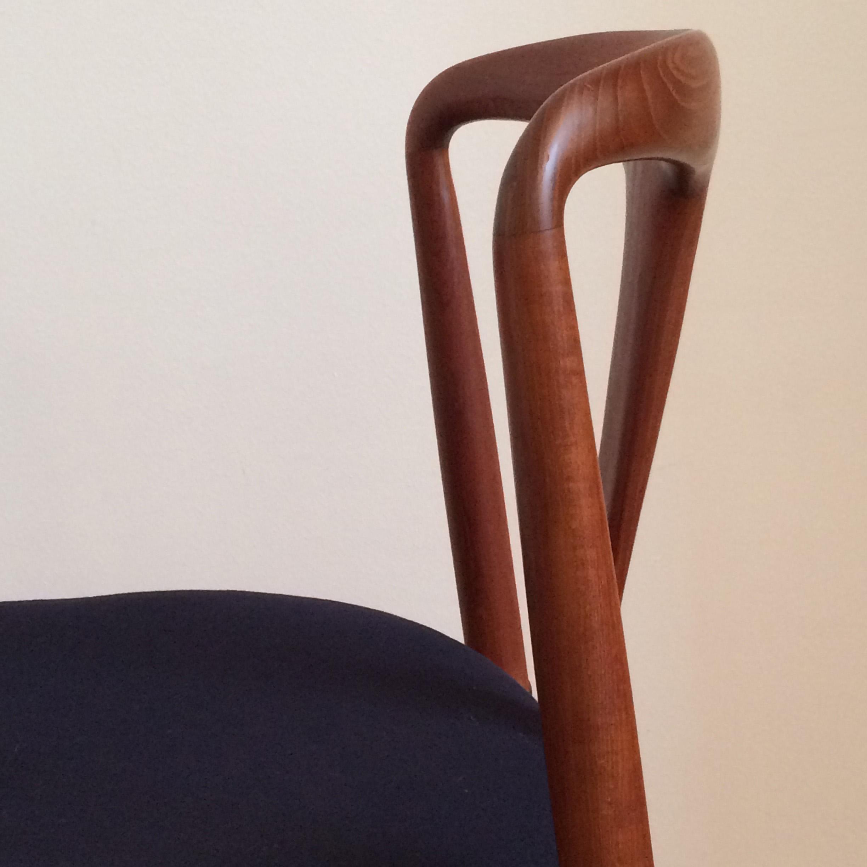 JOHANNES ANDERSEN |Juliane Chair |Uldum
