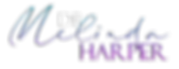 Dr Mel Harper Logo Concept  - Transparen