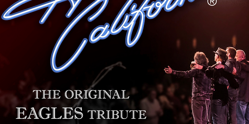 Hotel California - The Original Eagles Tribute