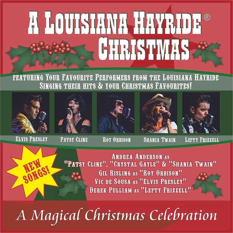 A Louisiana Hayride Christmas