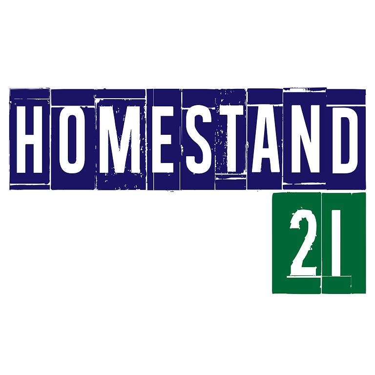 K+S Presents Homestand '21