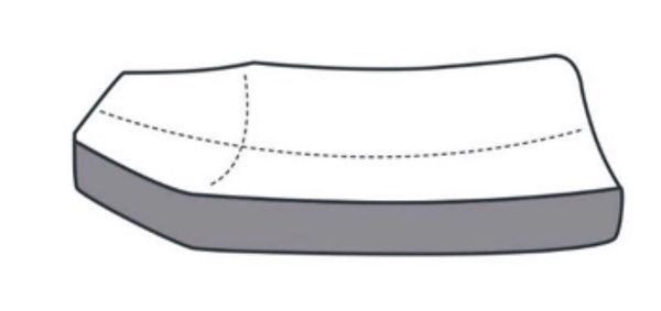 Multi curve graphic