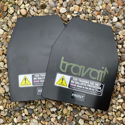 3.2kg Granit2 multi curve training plates (pair) *2020 STOCK CLEARENCE*