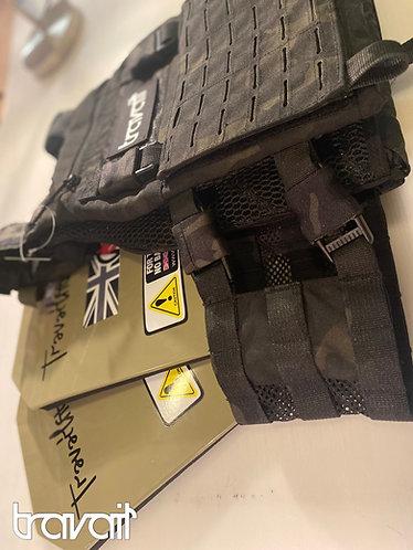 8kg Travail weight vest bundle