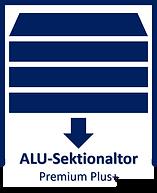ALU-Sektionaltor