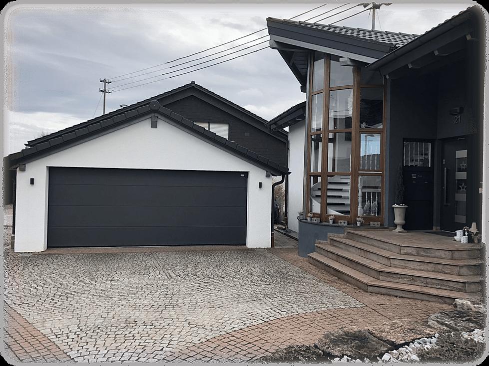 Garagentor Hersteller Deutschland frankentore aluminium garagentore nach mass