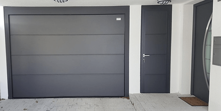 Garagen Sektionltor