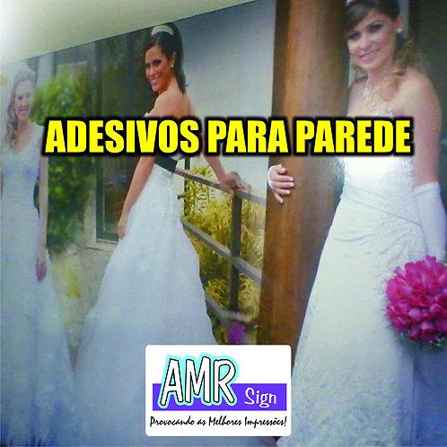 ADESIVOS DE PAREDE - 2m x 2m - PERSONALIZADOS