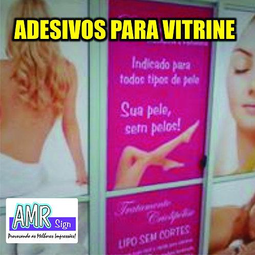 ADESIVOS PARA VITRINES - 1m x 1m