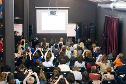 Аудитория Дизайн Конференции