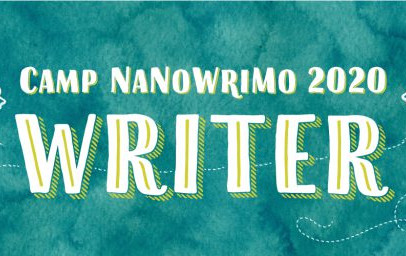 Camp NaNoWriMo Goals and Fears