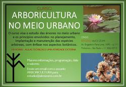 Arboricultura no Meio Urbano