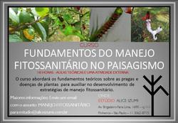 Fundamentos do Manejo Fitossanitário