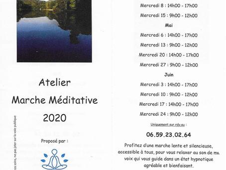Atelier Marche Méditative