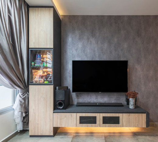 TV console & Display Cabinet