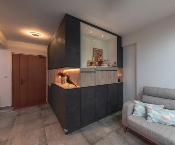 Altar & Storage Cabinet