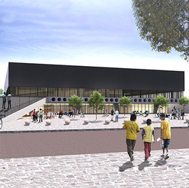 Polideportivo Moquegua