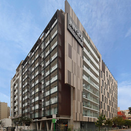 Hotel INNSIDE edificio LUST