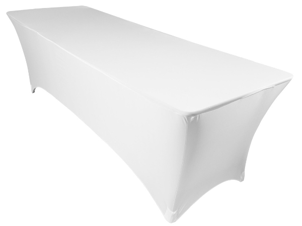 DJ  / AV Table Cover (Lycra/Spandex)