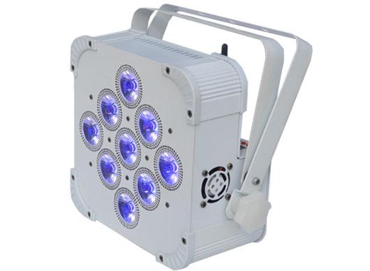 Wireless DMX /Battery Powered LED Uplights