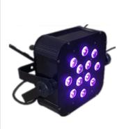 Wireless DMX RGBAW UV LED Uplights