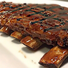 SOUTHWESTERN BABY-BACK RIBS (Full Rack)