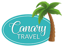 Canary Travel Logo