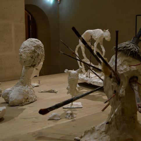 Museum of Picasso. Paris, France.