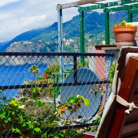 Cinque Terre, Italy.