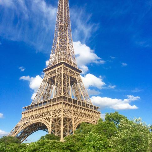 Tour De Eiffel. Paris, France.