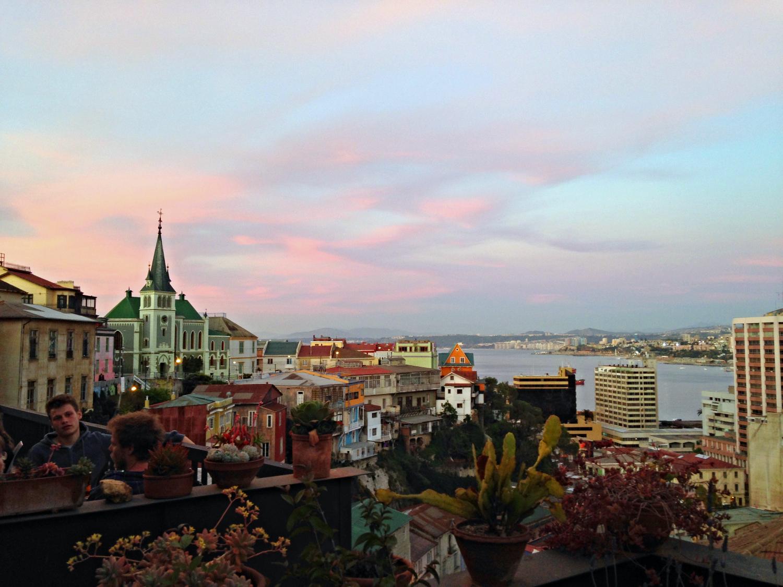 Valparaiso Sunset