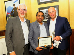 Axiom Group ACCE Event – Celebrating Success