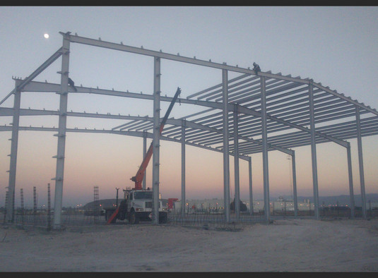 Axiom – APG Mexico Construction Well Under Way