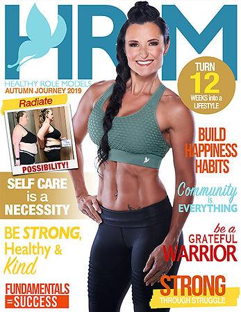 Sarah Gilks Magazine Cover Autumn 2019