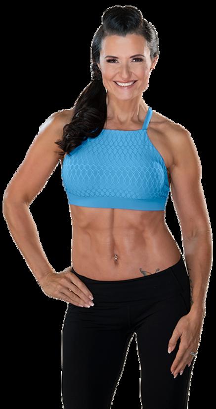 Sarah Gilks Fitness Model