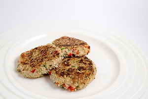 Dilly Crab Cakes