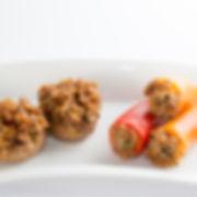 HRM Chicken Lettuce VEGGIE wraps