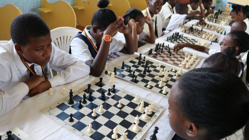 Student Convention chess competition