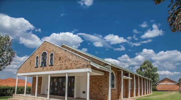 Chapel | Mbarara Campus