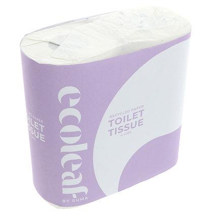 Toilet Tissue 4 pack