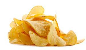 Loose Potatoe Crisps 100g