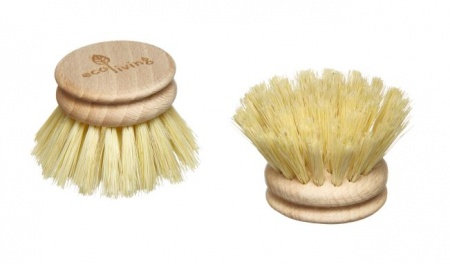 Wooden Dish Head brush - Replacement Head