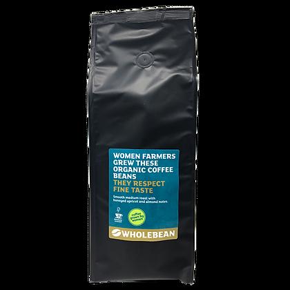 Organic Coffee Beans - Women grown - 100g