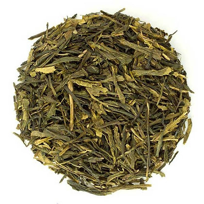 Organic Sencha Green Chinese Loose Leaf Tea 100g