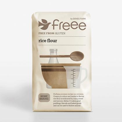 Rice Flour (brown & white) - gluten-free
