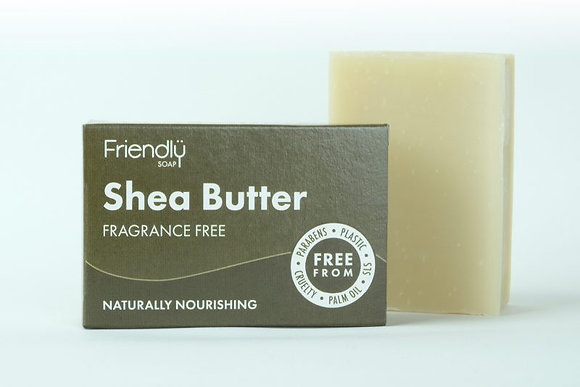 Shea Butter Cleansing Bar 95g