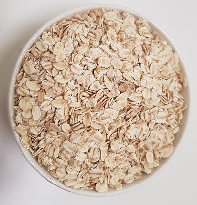 Organic Gluten-free Jumbo Oatflakes 100g