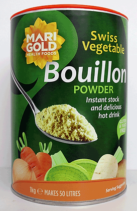 Bouillon powder vegetarian 100g