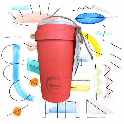 Hot Drink Reusable Cup by HUSKI