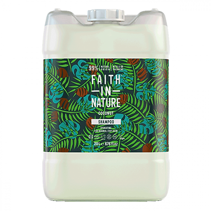 Faith in nature Coconut Shampoo 100g
